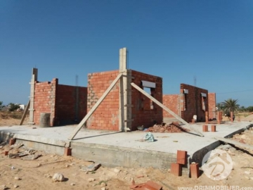 Continuation de travaux .. 'Chantier الخنانسة' - Construction à vendre Djerba