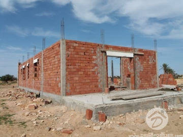Continuation de travaux .. 'Chantier الخنانسة' -                            Vente                            Notre Chantiers Djerba