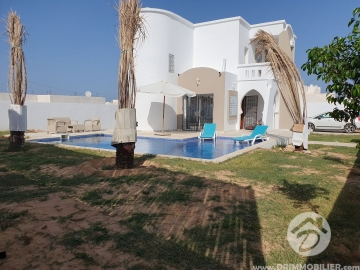 V321 -  Sale  Villa with pool Djerba