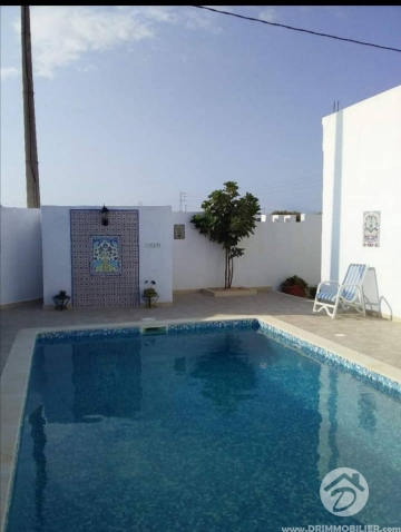 V325 -  Sale  Villa with pool Djerba