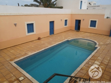 V331 -  Sale  Villa with pool Djerba