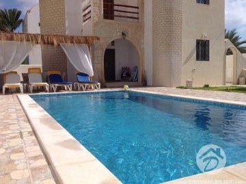 V337 -  Sale  Villa with pool Djerba