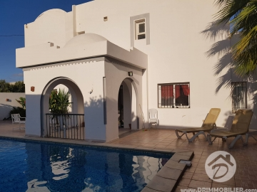 V340 -  Sale  Villa with pool Djerba
