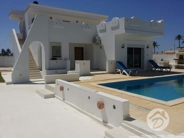 V341 -  Sale  Villa with pool Djerba