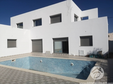 V353 -  Sale  Villa with pool Djerba